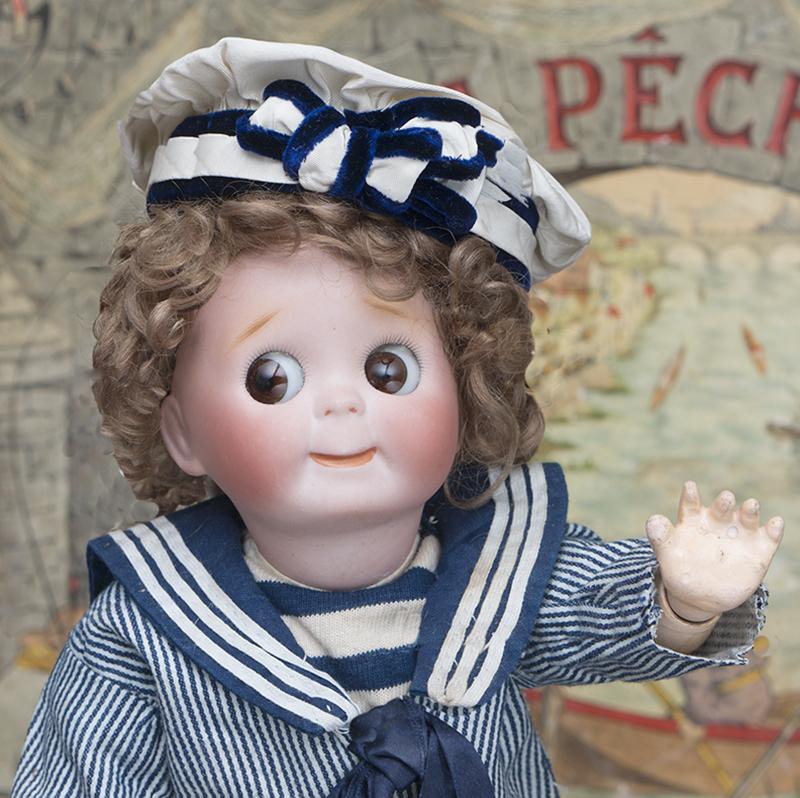 Харакерная Кукла Googly 121