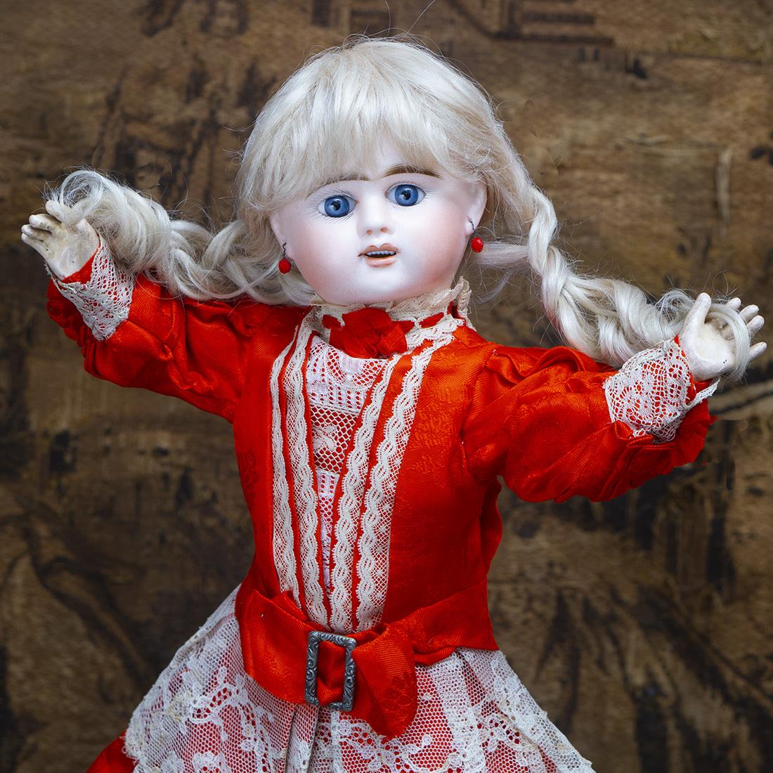 43см Кукла Денамур