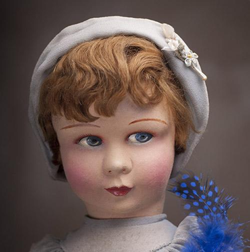 Кукла RAYNAL 1920-е годы