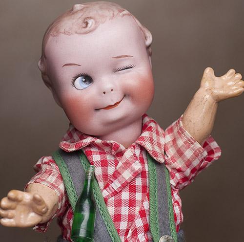 Winker Heubach doll