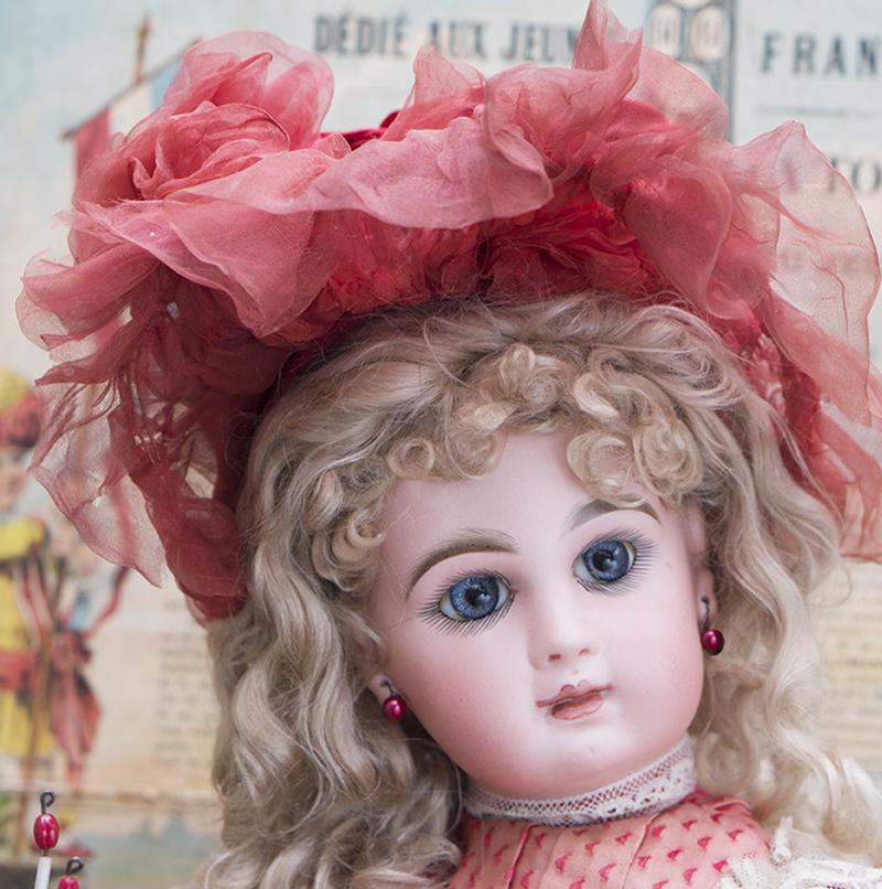 53  см куклa Jumeau