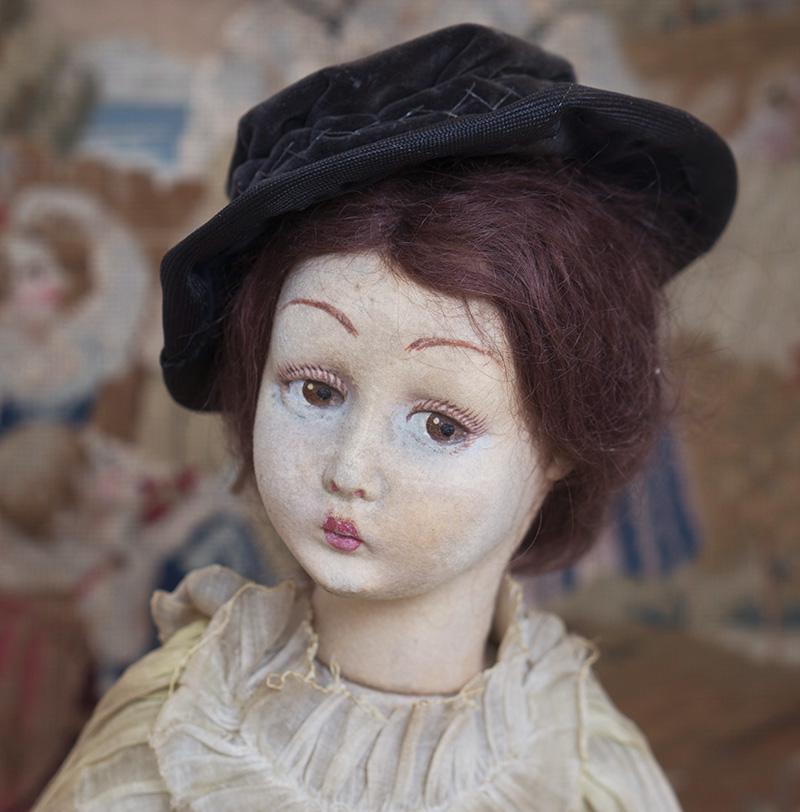 Lenci Boudoir salon doll