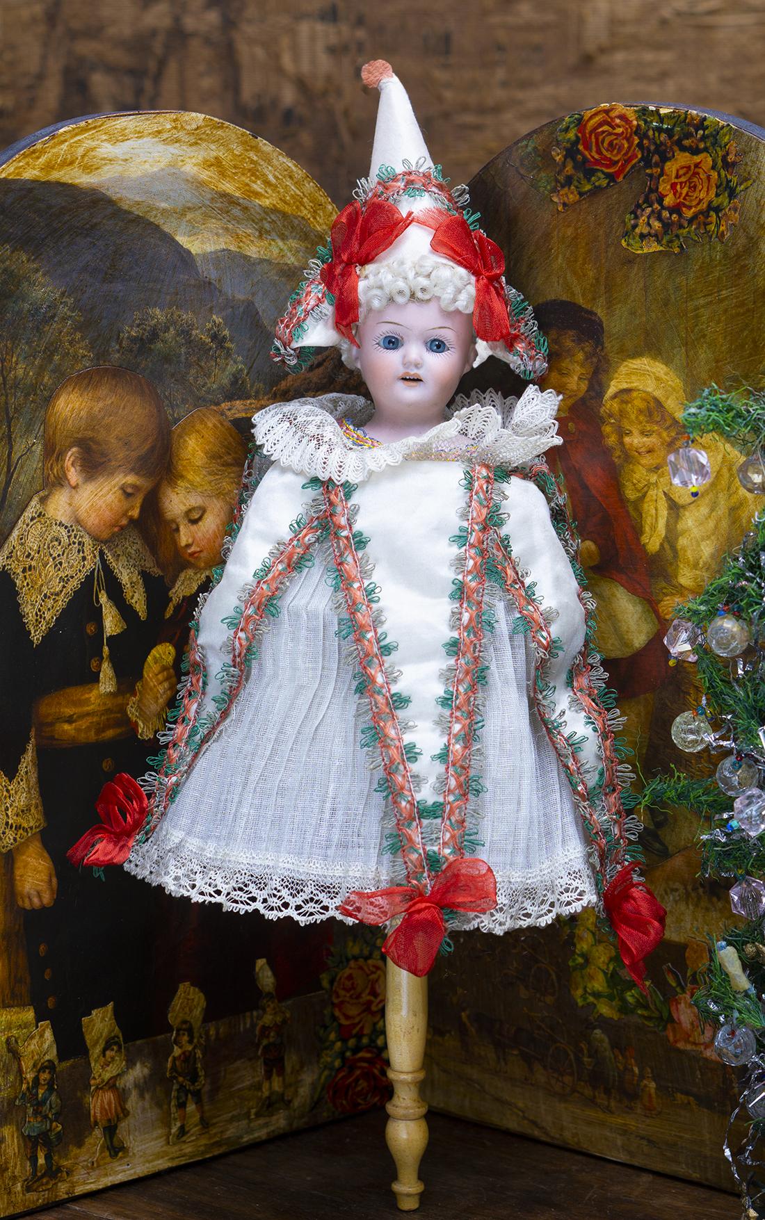 Немецкая Музыкальная кукла MAROTTE