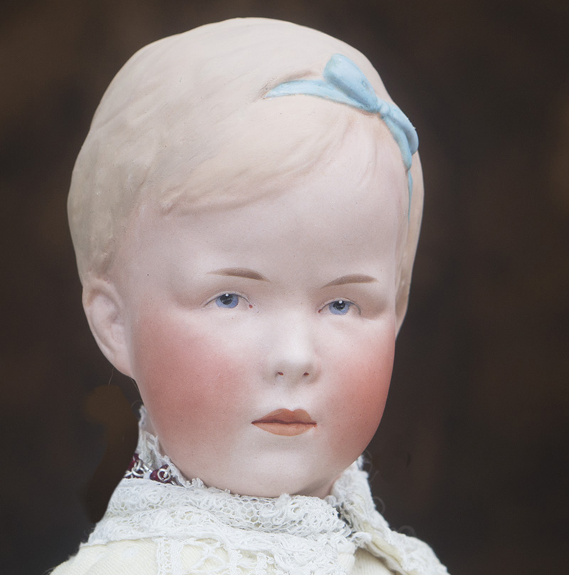 Princess Juliana doll by Heubach