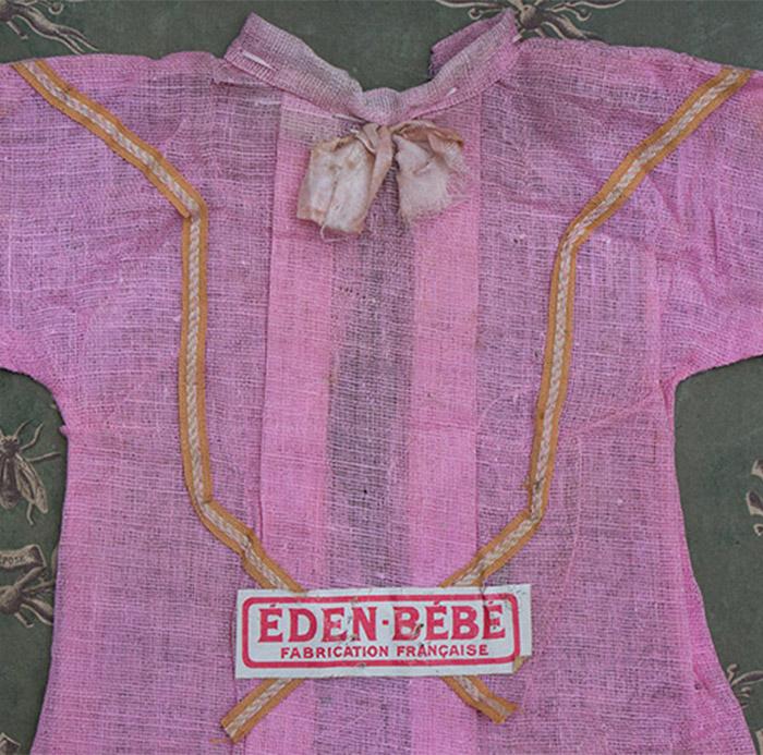 Antique Eden Bebe chemise
