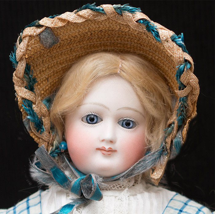 Rare fashion doll by Clement