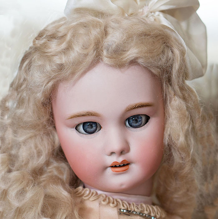 Antique French DEP doll size 12