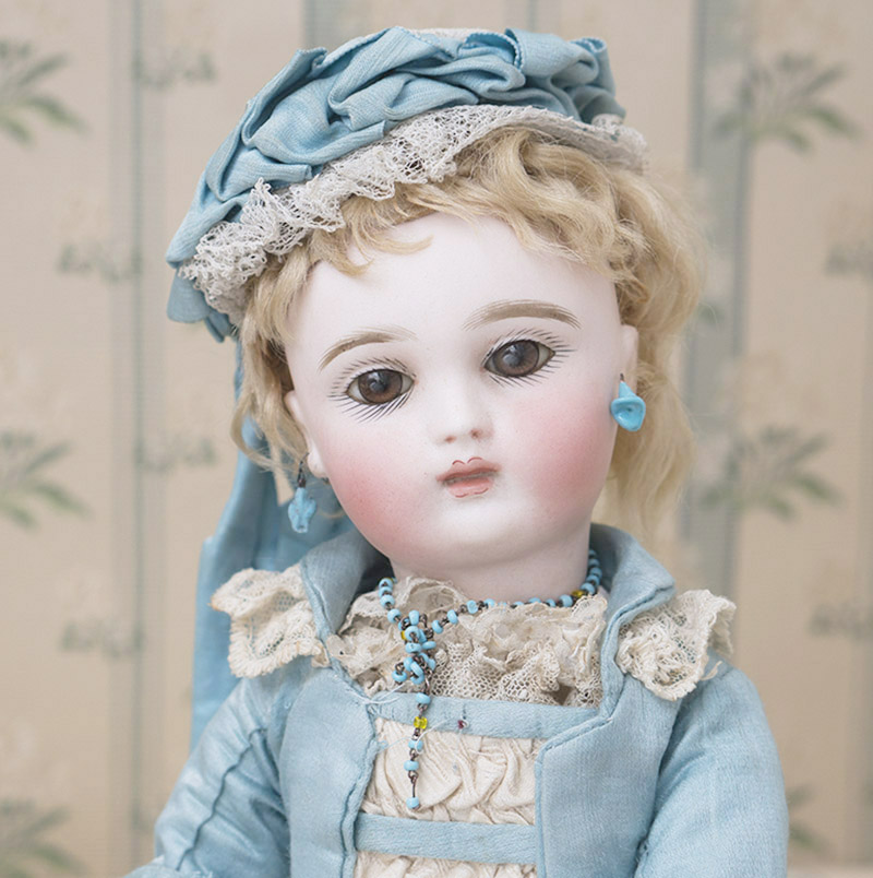Antique french bebe by Joanny