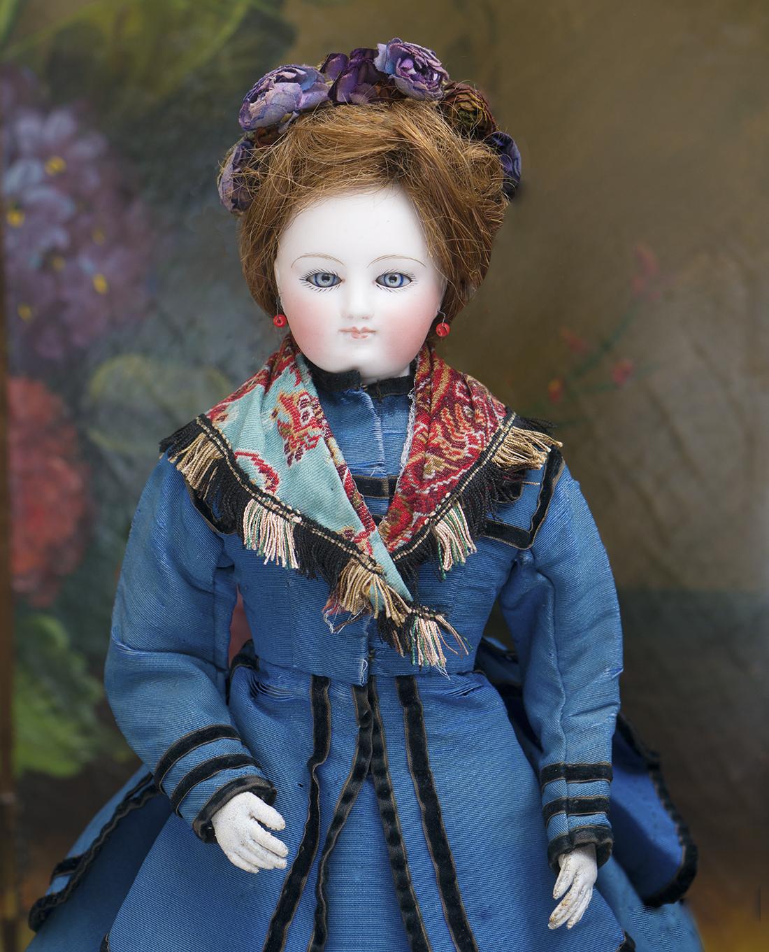 39см Ранняя Модная кукла Готье в оригинальном костюме