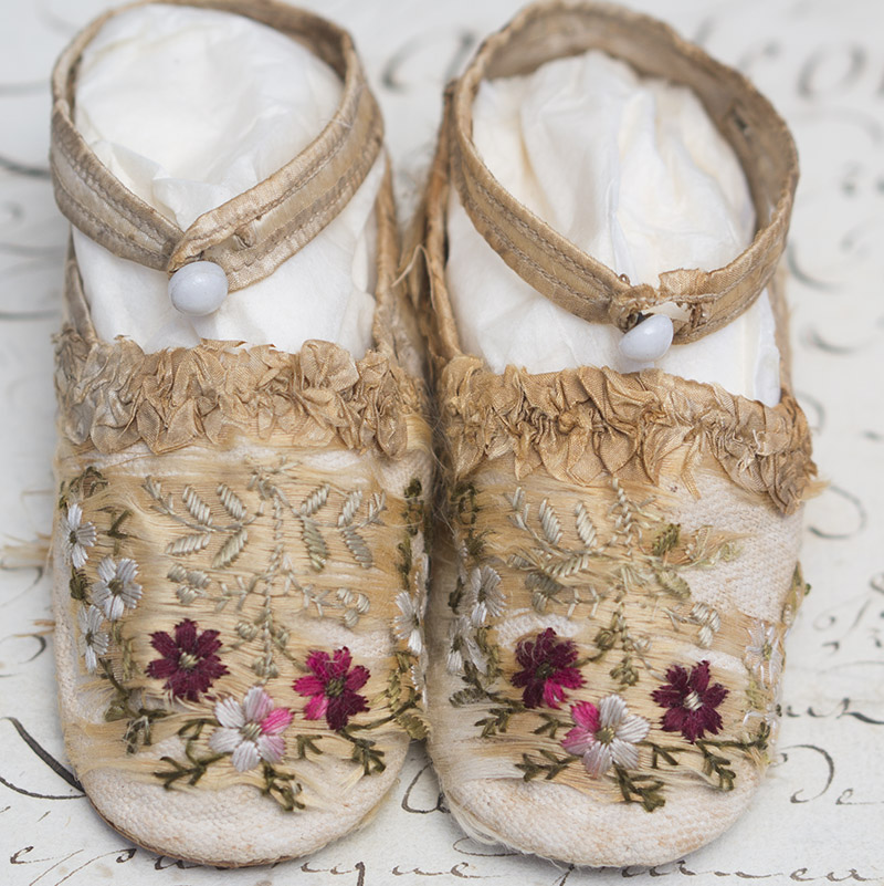 Antique Original Slippers