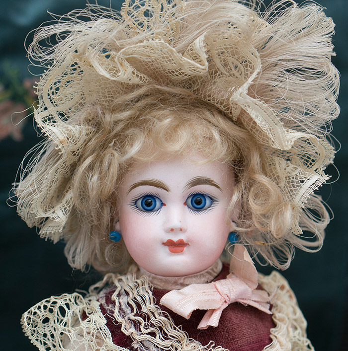 All original FG Bebe doll