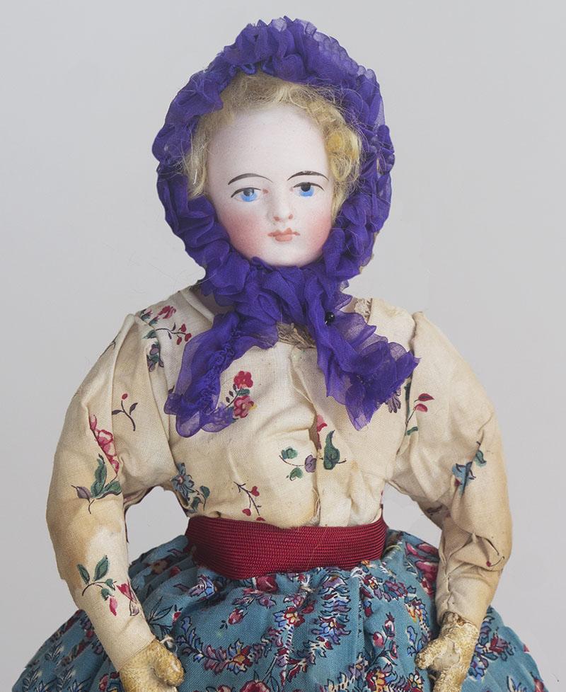 30 см Маленькая модная куколка Готье в оригинальном костюме