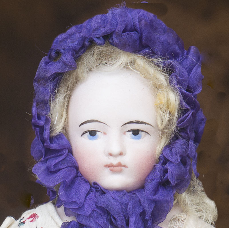 Antique Small Fashion FG doll
