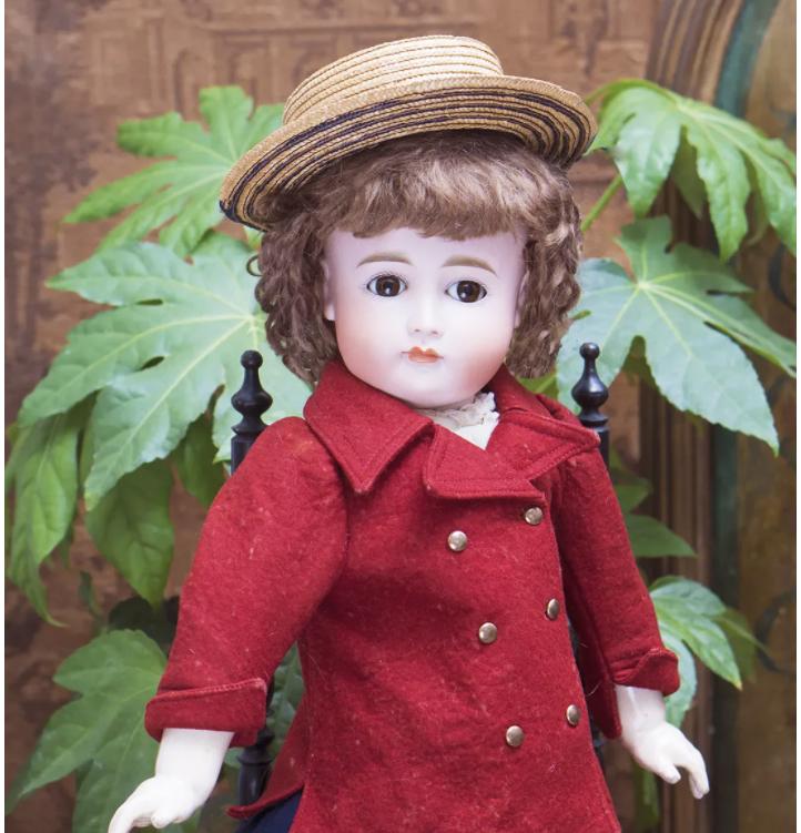 55 см кукла Кестнер