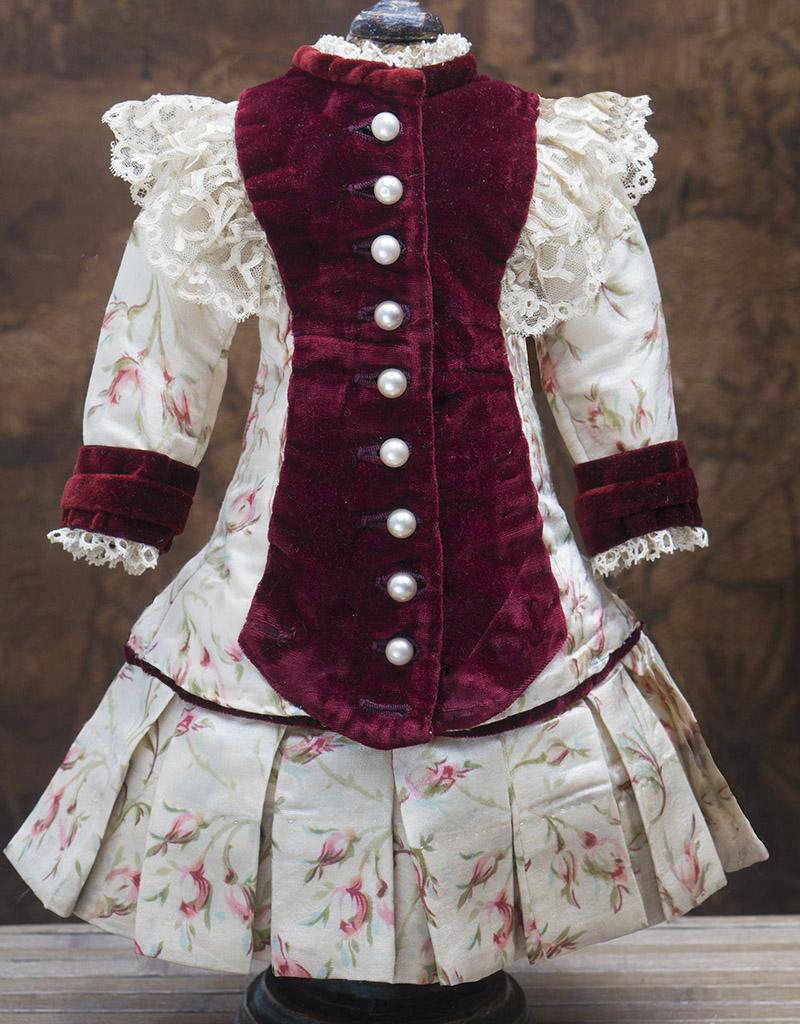 Платье для куклы 48-51 см