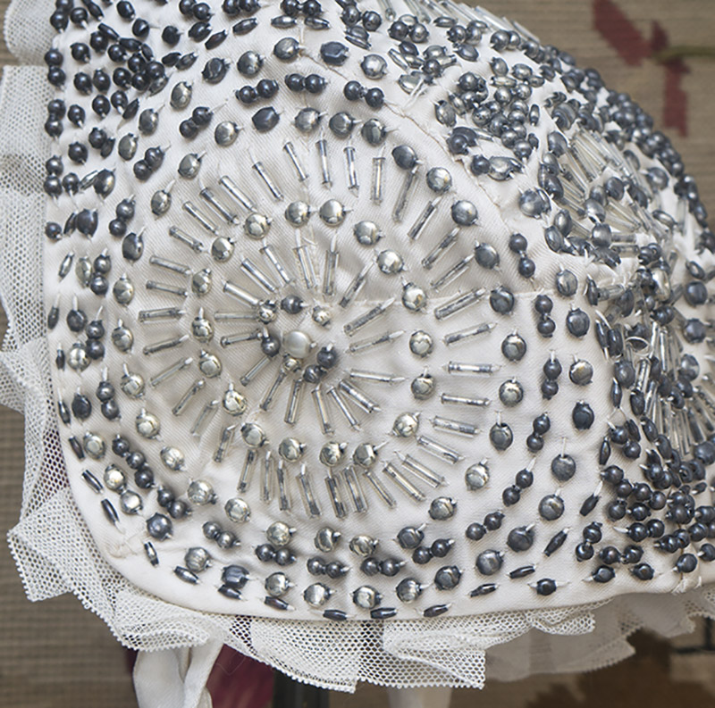 Antique French Bonnet