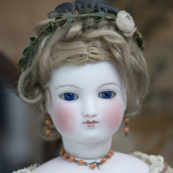 17in  French Fashion Doll by Barrois