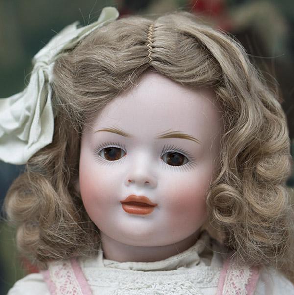 Rare Character doll by Hertel&Schwab