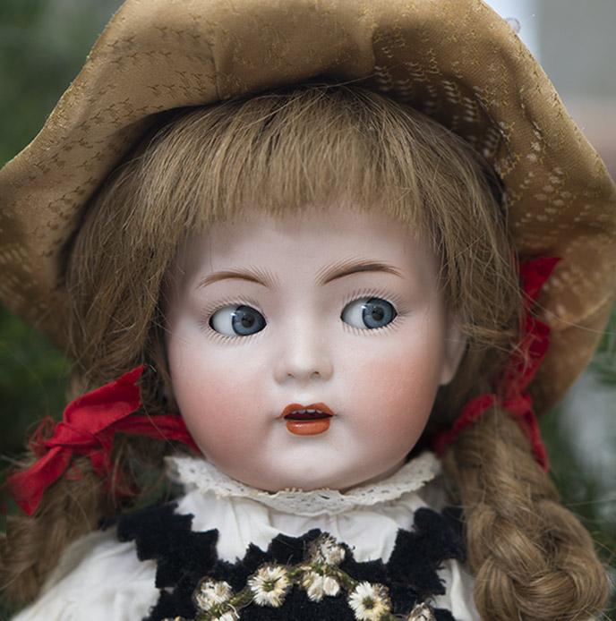 17in Mein Liebling 117N Doll