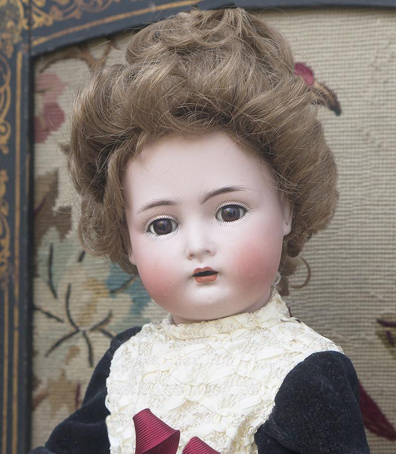 51 см Кукла Kammer&Reinhardt, модель 403, в отличном состоянии!