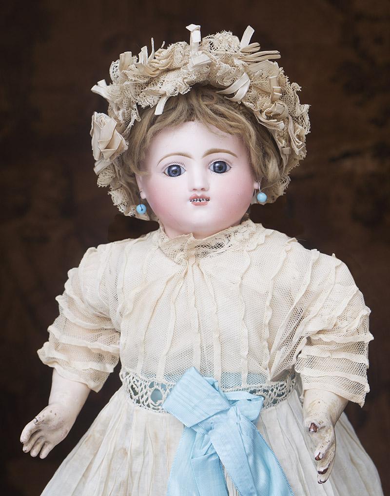 51 cм Механическая кукла Steiner модель Gigoteur