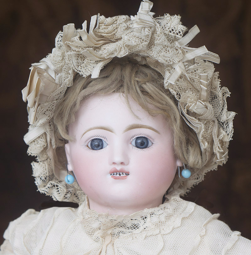 Antique Steiner Gigoteur doll