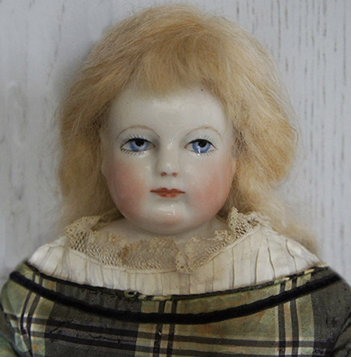 Редчайшая кукла HURET 1855 год