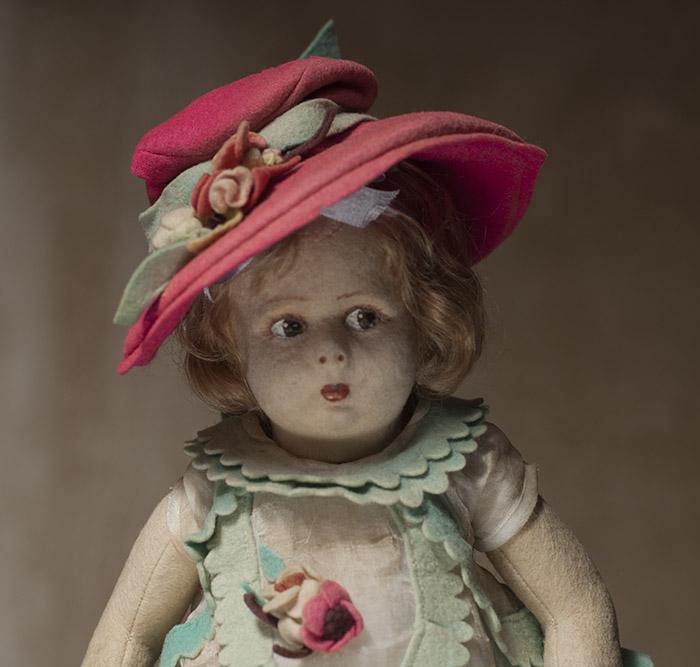 Кукла Ленчи