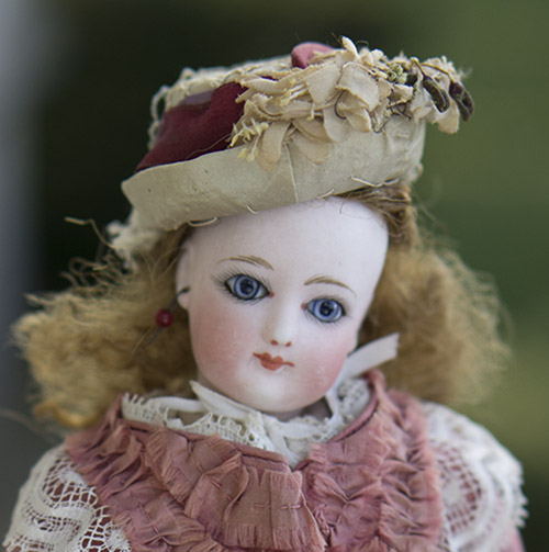 Small french fashion doll