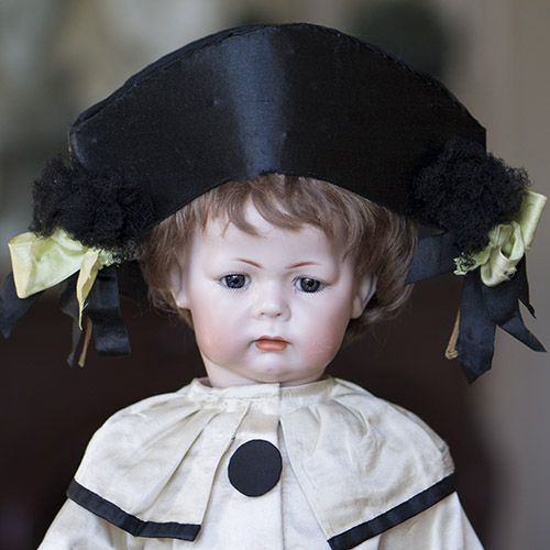 German Character Doll by Kammer and Reinhardt