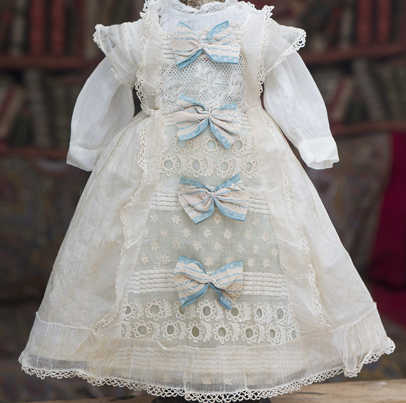 Antique Original Batiste dress