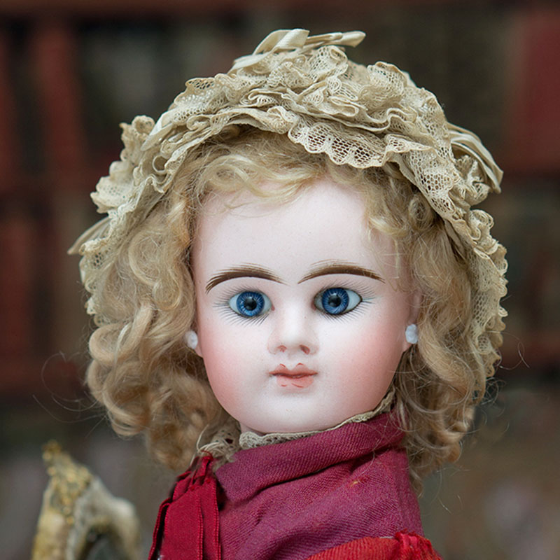Antique French bebe by Denamur