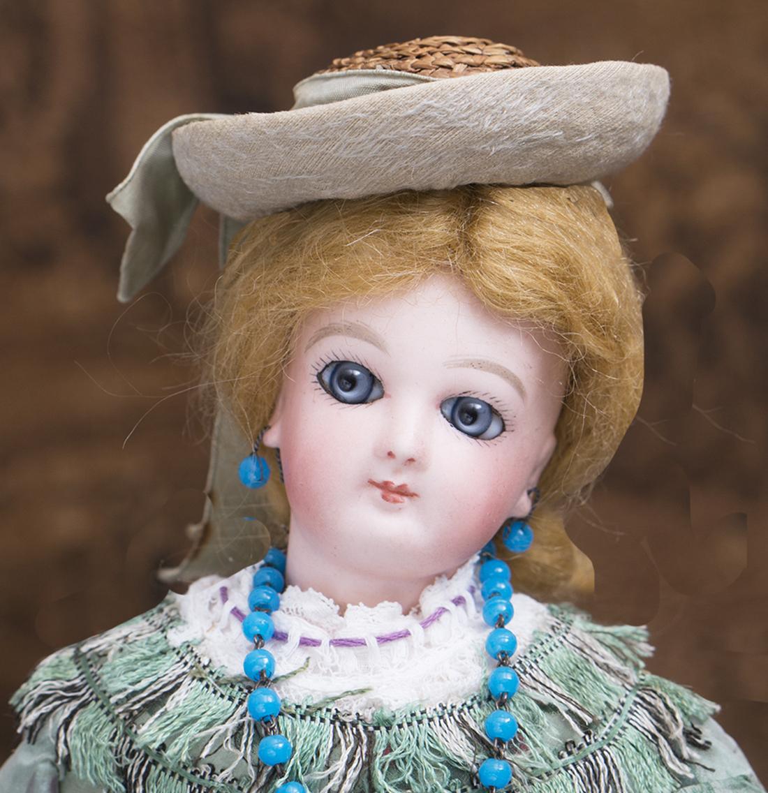 33см Модная кукла Jumeau