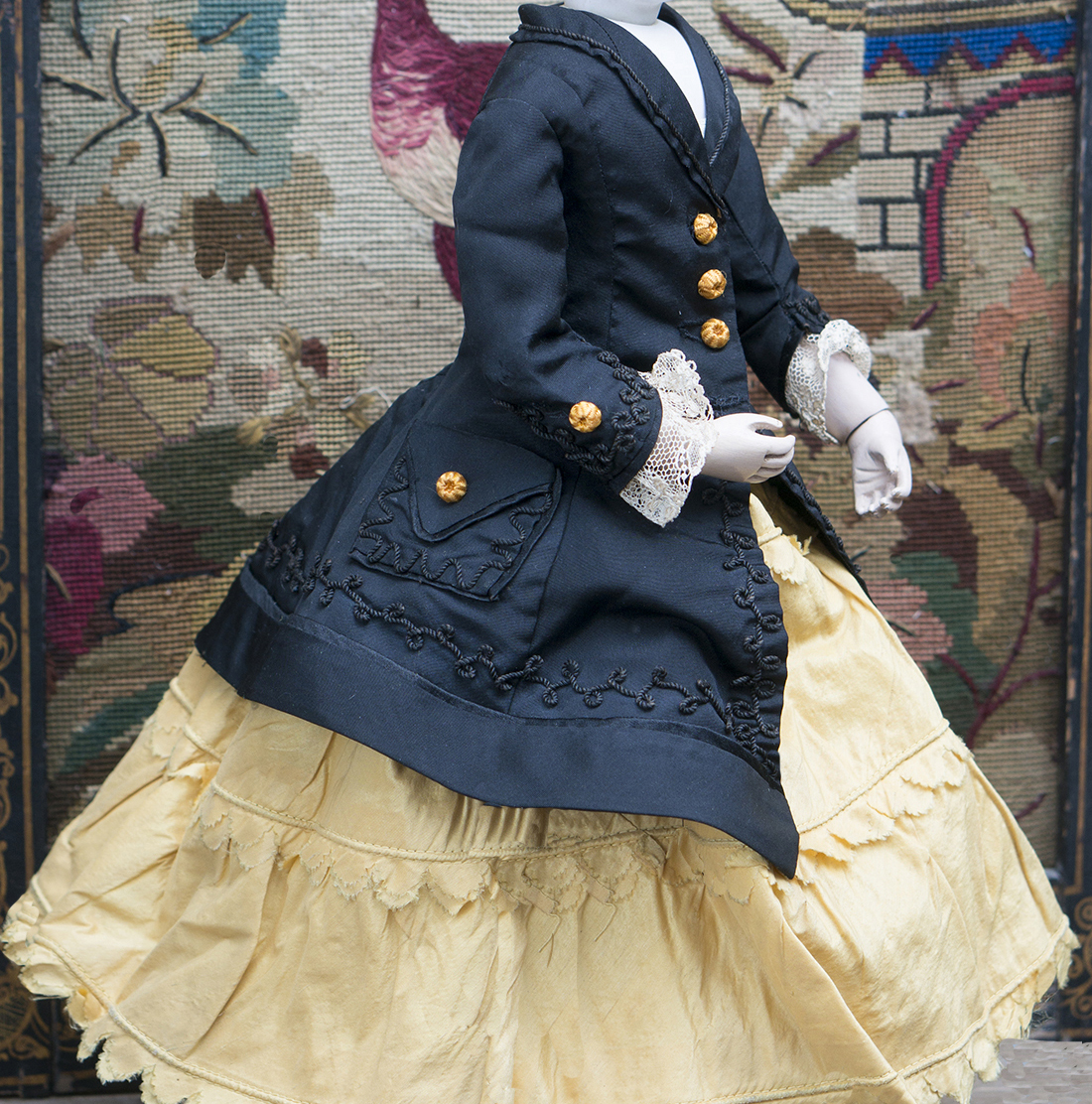 Antique Original Costume