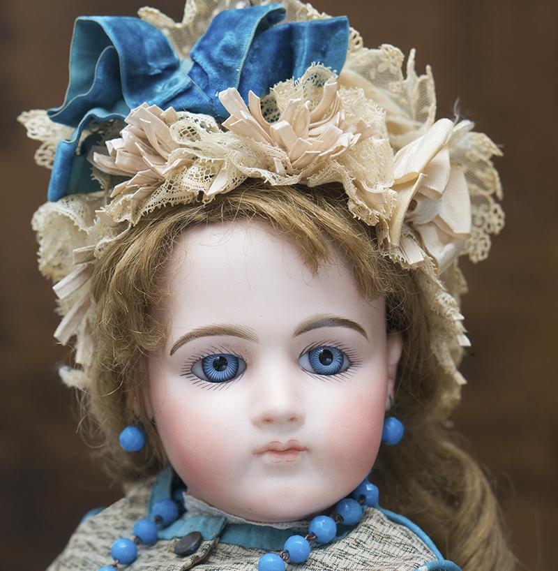 Rare Portrait Jumeau doll