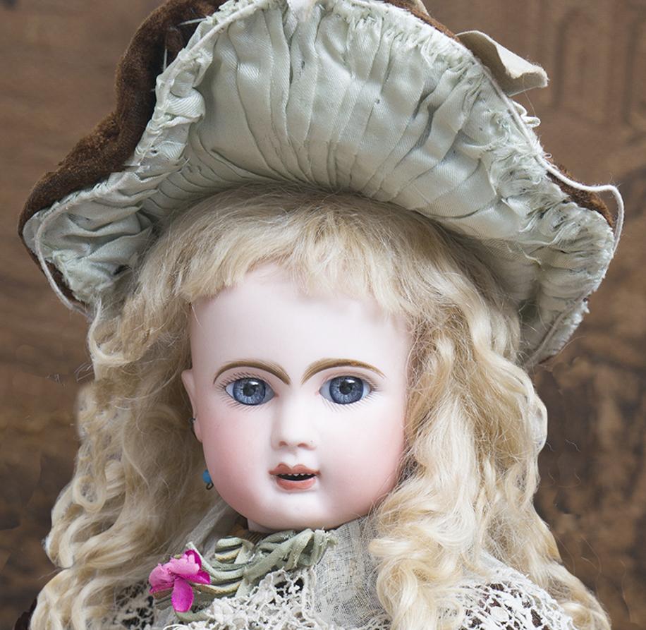 Кукла Штайнер серия А, 45см