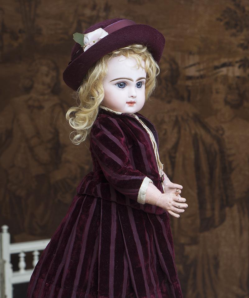 44 см Кукла Жюмо в оригинальном костюме