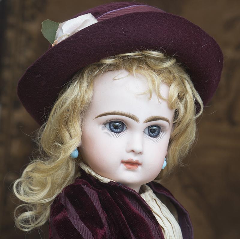 Кукла Жюмо