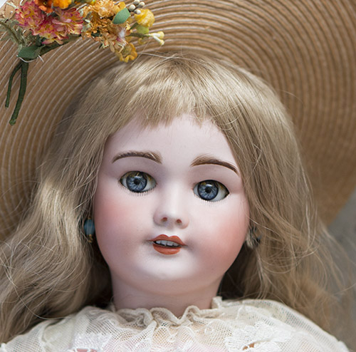 Antique French SFBJ 301 Jumeau Doll
