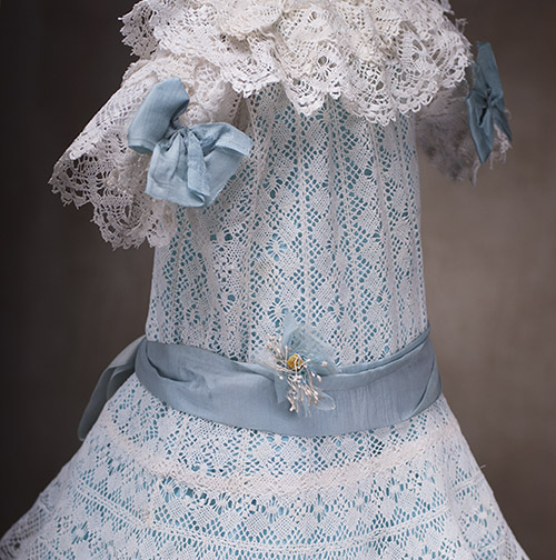 Antique Original Lace Dress