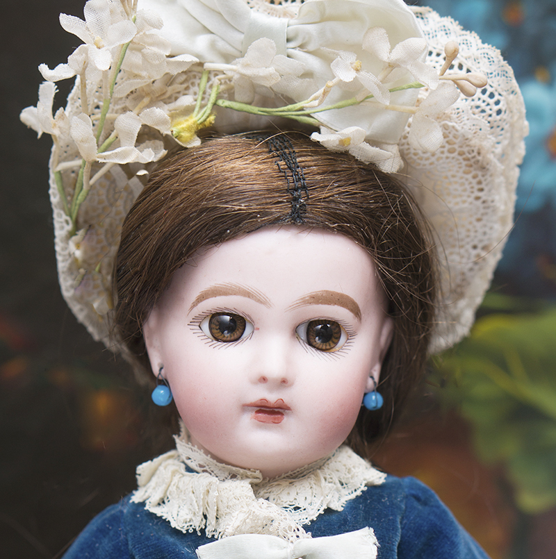 28 cм Куколка Jumeau E.J.
