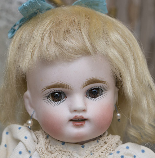 French Wresrler Doll by Kestner