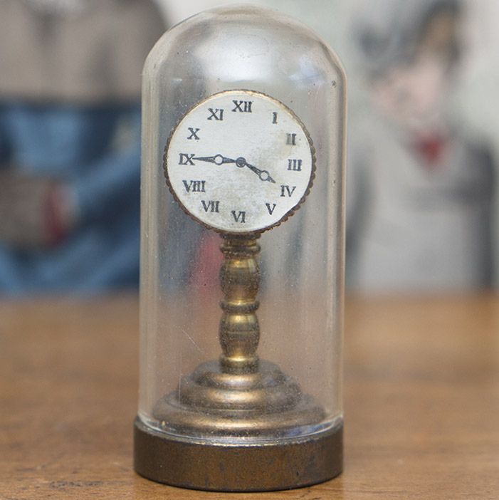 Antique French Clock for fashion doll