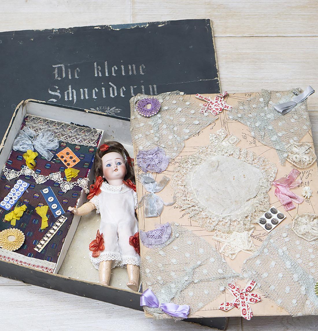 The little dressmaker