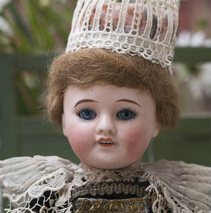 French Bleuette doll, c.1920