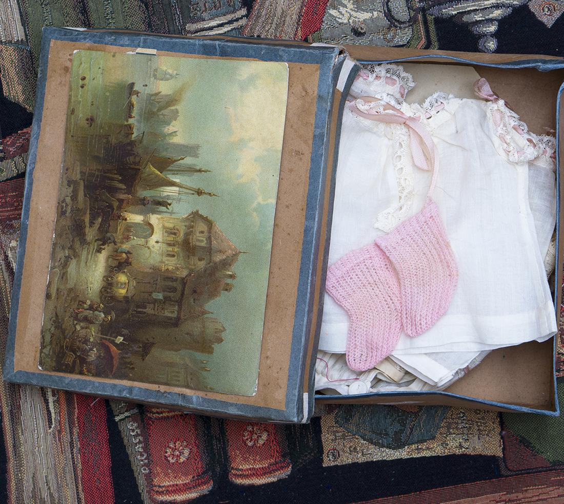 Set of underwear 4 pieces