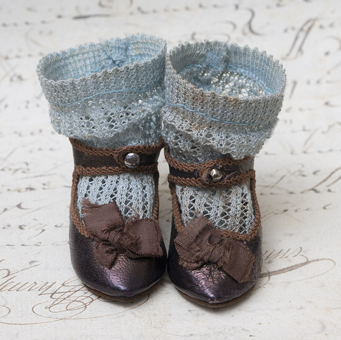 Jumeau Bebe Shoes&Socks