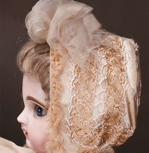 Antique Small Bonnet