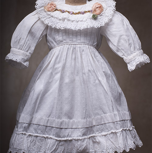 Antique Original Pique dress