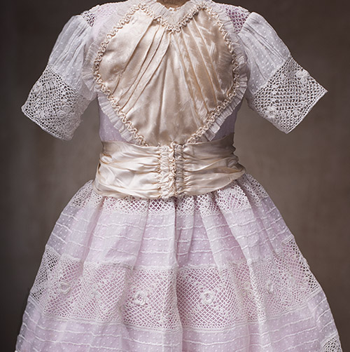 Antique Dress & Chemise dor doll
